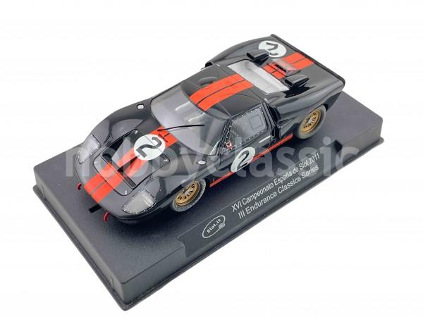 Ford GT40 - XVI Campeonato España de Slot 2011