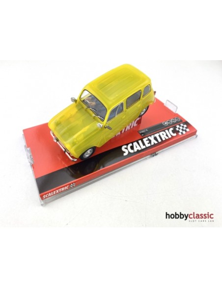 """Renault 4L """"CLEAR YELLOW"""""""