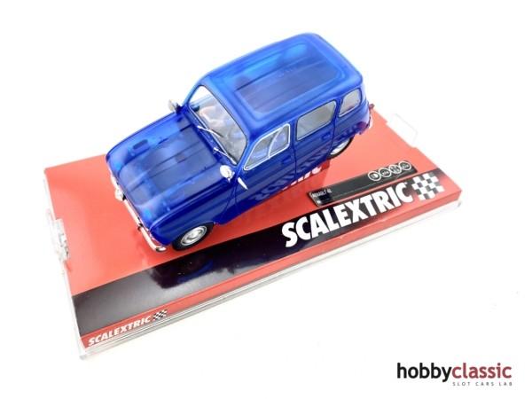 "Renault 4L ""DEEP BLUE"""