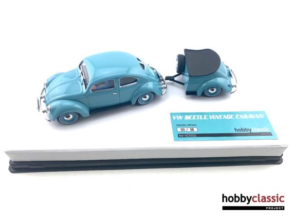 VW Beetle Vintage Caravan