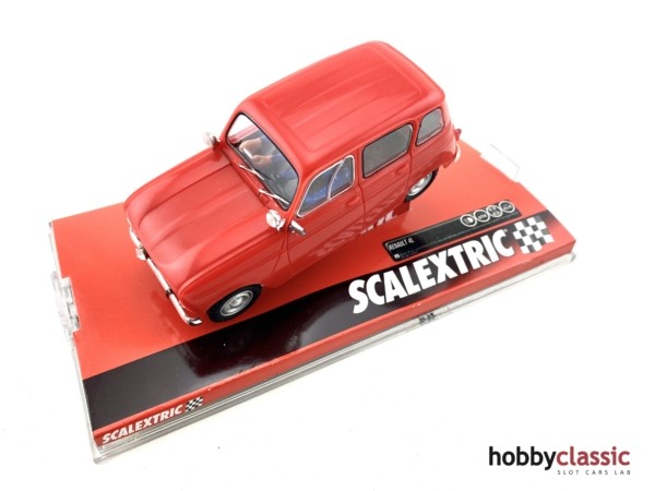 "Renault 4 ""HOT RED"""