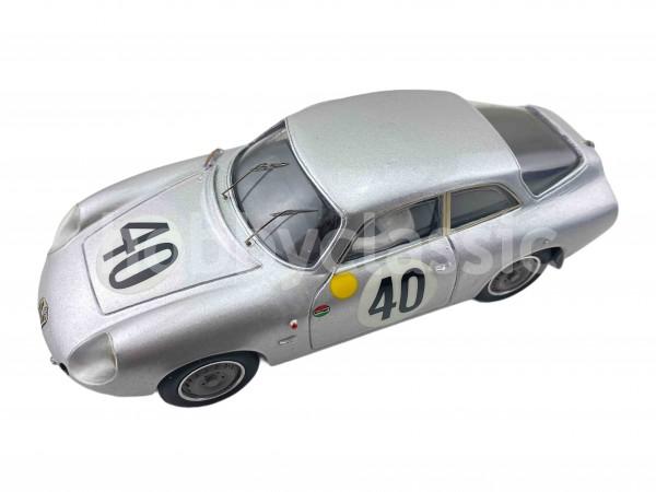 Alfa Romeo Zagato - Le Mans 1962