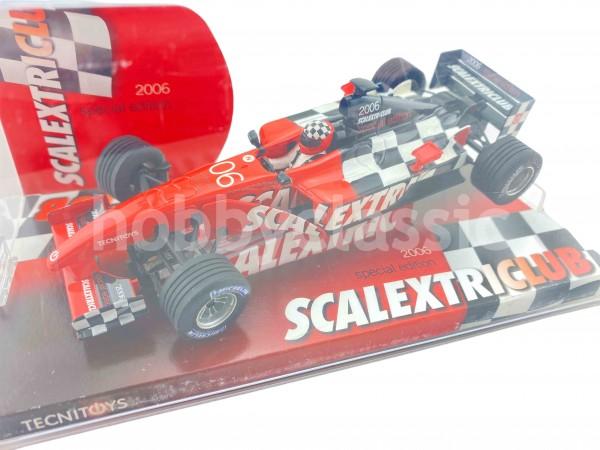Fórmula 1 - Scalextric Club 2006