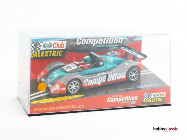 Ferrari 333SP Scalextric club 2003
